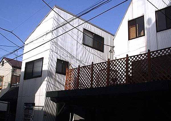 I HOUSE 101号室の外観