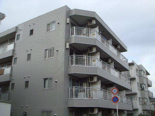 カンユウINARI外観写真