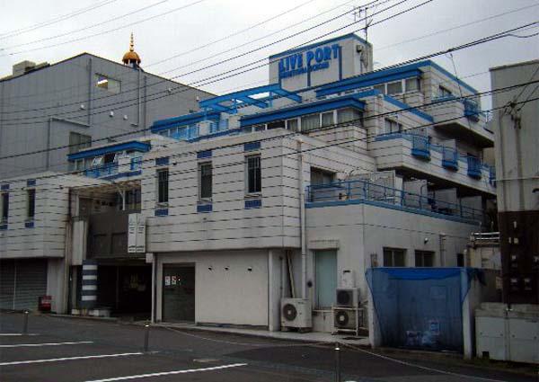 リブボート西都賀外観写真
