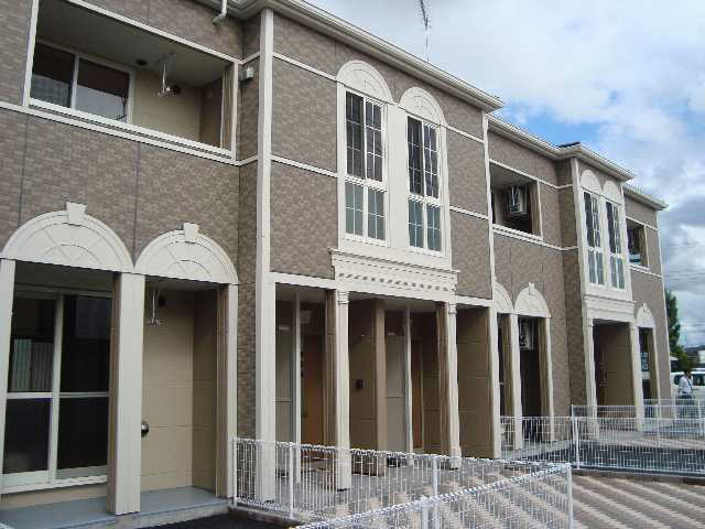 The Apartments MoTo外観写真