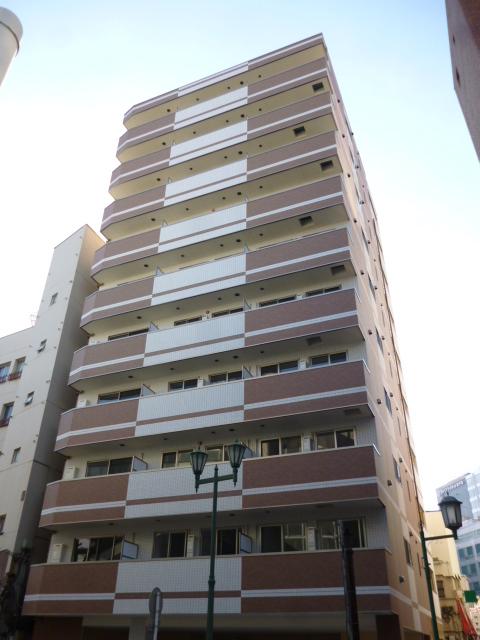 富士見Nameki Mansion外観写真