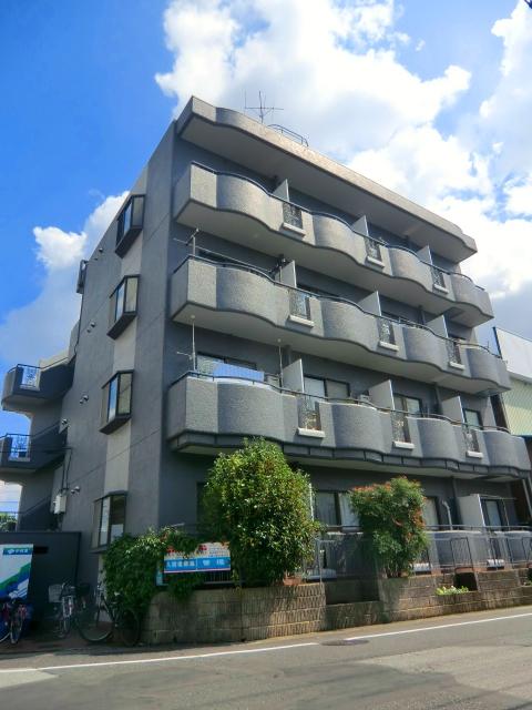 クラウンハイム東川口外観写真