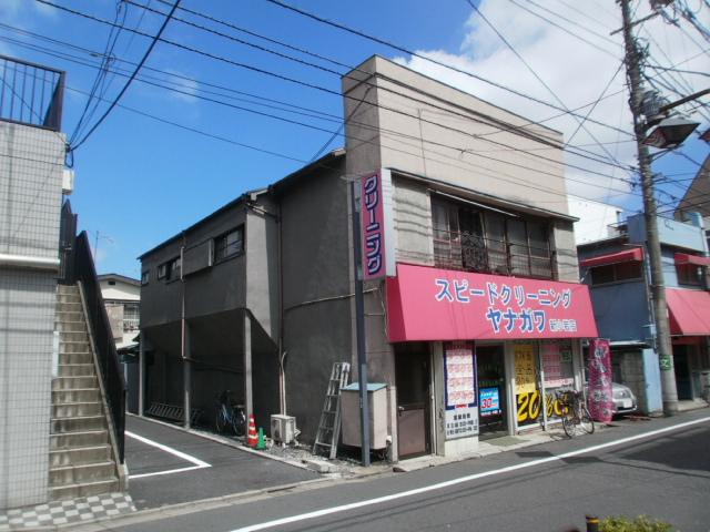 第一柴田荘外観写真