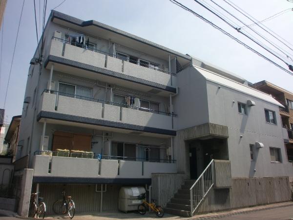 レヂオンス新所沢外観写真