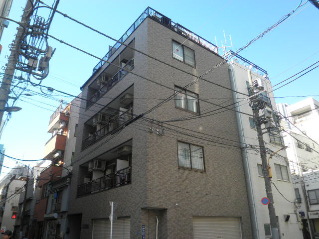 宮本マンション2外観写真