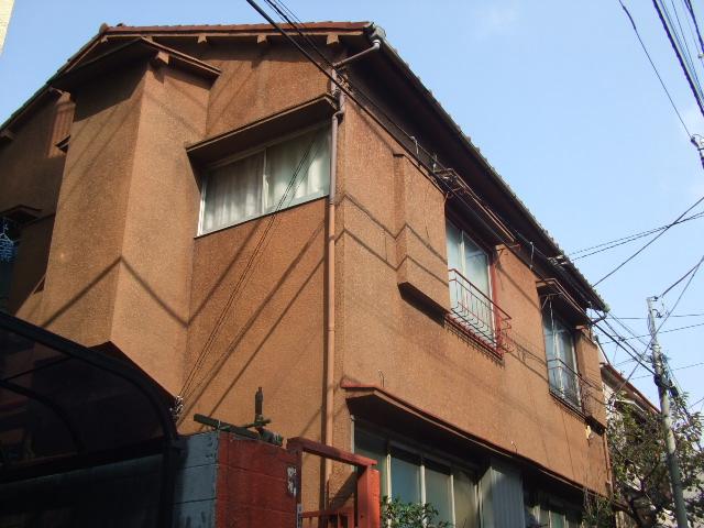前澤荘外観写真