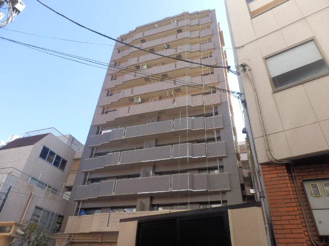 シャルムコート立川錦町外観写真