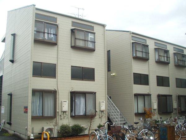 横浜村参番館外観写真