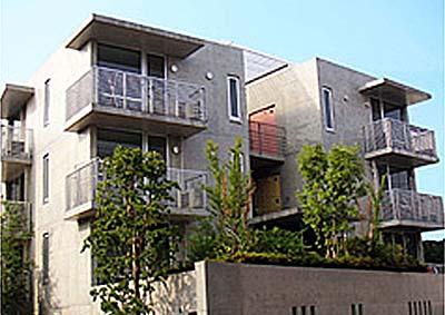 アッパルタメントベルベデ-レ外観写真