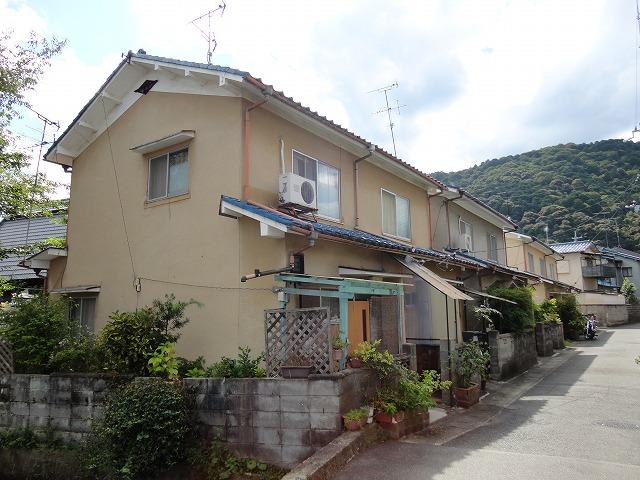 山田住宅外観写真
