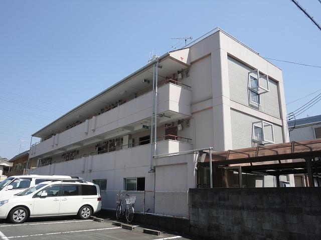 菊地第3マンション外観写真