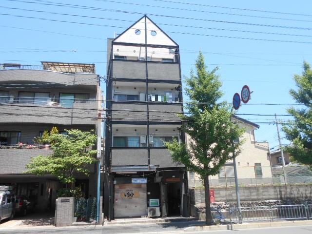 アークハイツ嵯峨嵐山外観写真