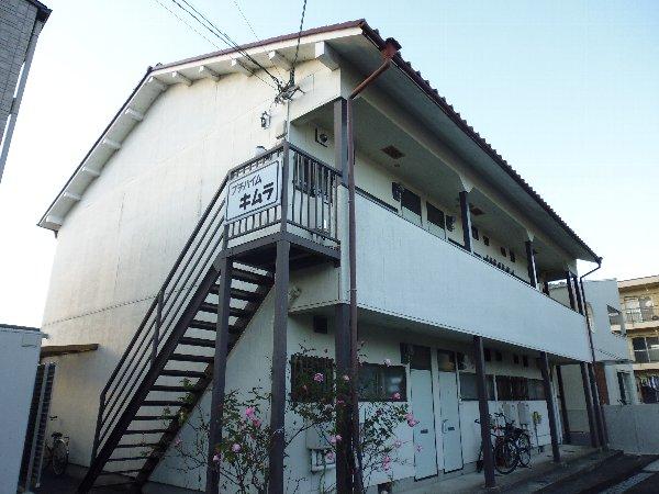 プチハイムキムラ外観写真