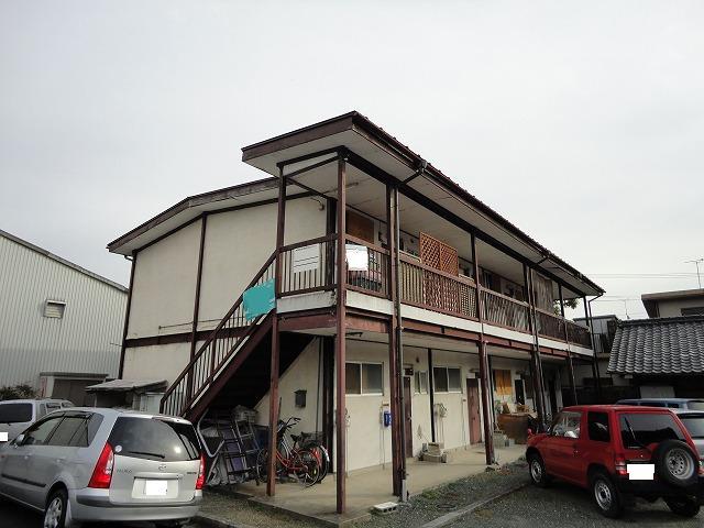 小川ハイツ外観写真