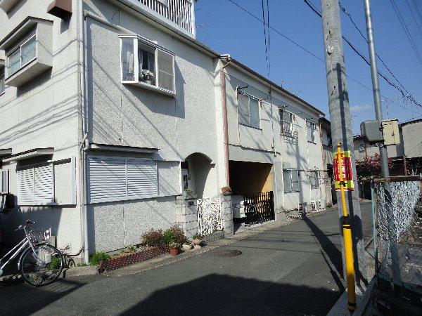 荒田アパート外観写真
