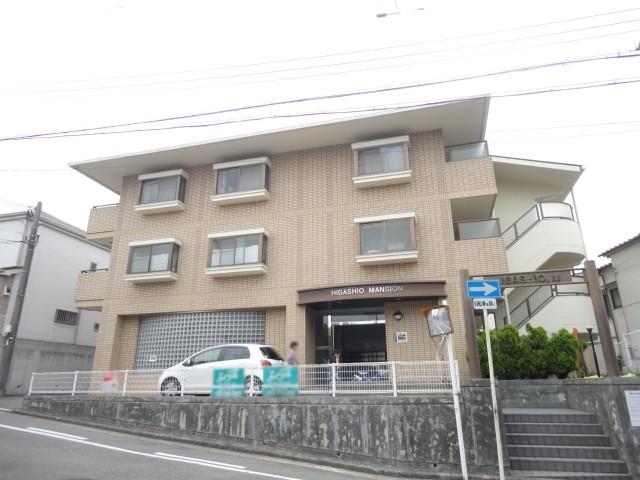 HIGASHIOマンション外観写真