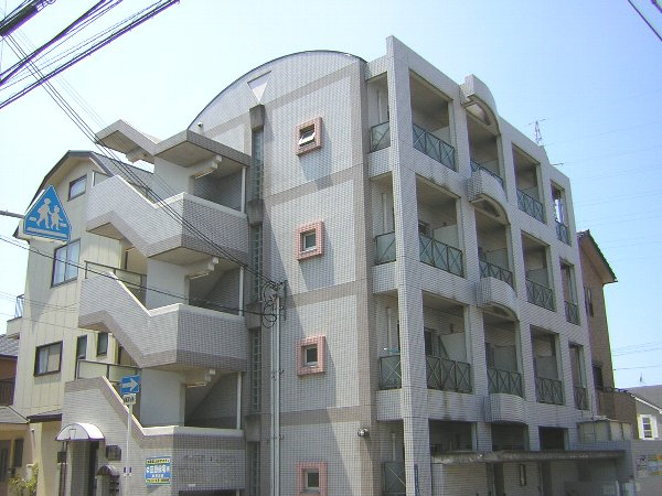 シャルマンフジ 久米田五番館外観写真