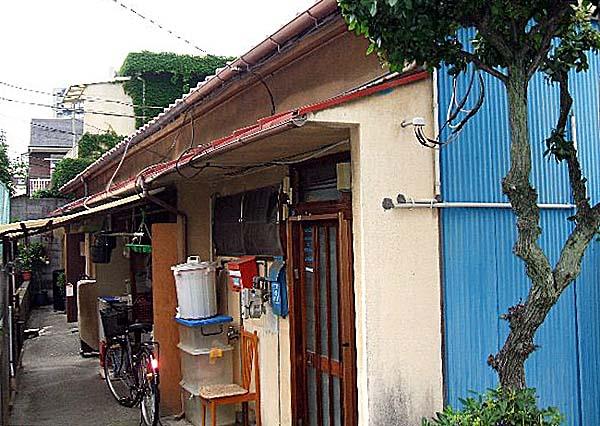 辻川文化住宅外観写真