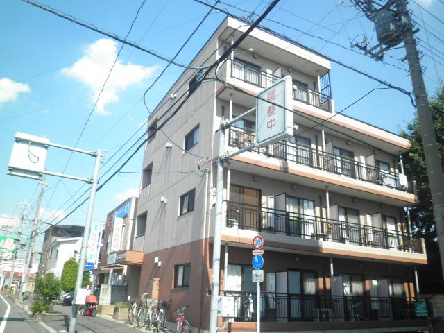 コスモス武蔵浦和外観写真