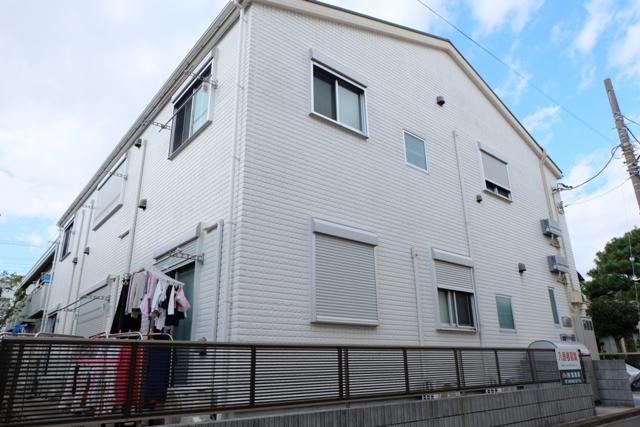 アムール武蔵浦和 103号室の外観