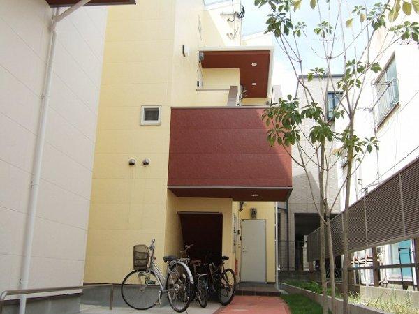 タスク箱崎 101号室の外観