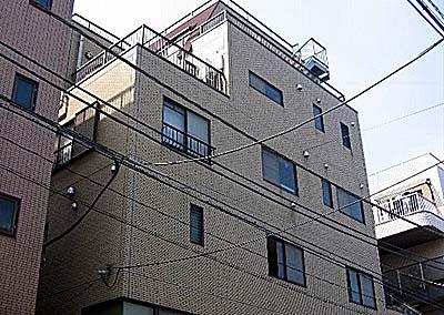 自由が丘富貴ビル 302号室の外観