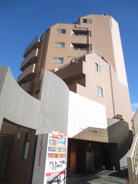 スカイコート都立大学第3 606号室の外観