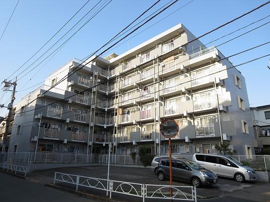 ハウス大岡山 106号室の外観
