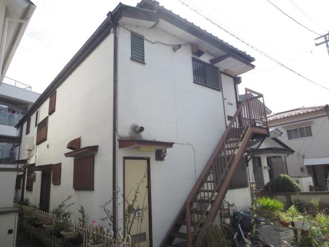 竹澤アパート外観写真