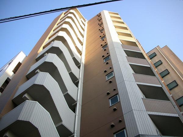 アーデン駒沢大学 602号室の外観