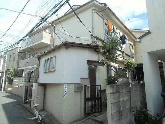 町田アパート外観写真
