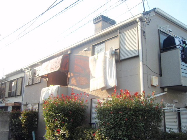 エイト駒沢外観写真