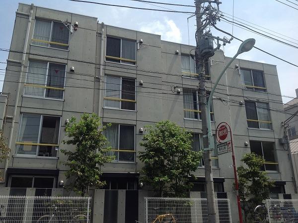 ZESTY駒澤大学Ⅱ 401号室の外観
