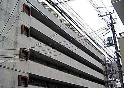 蒲田山本マンション外観写真