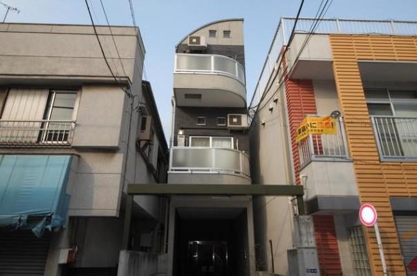 シティライブ東六郷外観写真