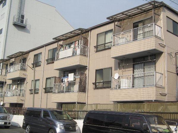リーフコート東六郷外観写真