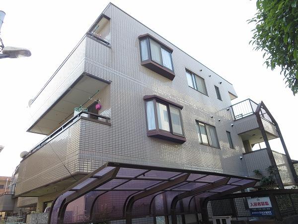 國恵ハイツ 305号室の外観