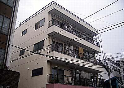 亀山ビル外観写真