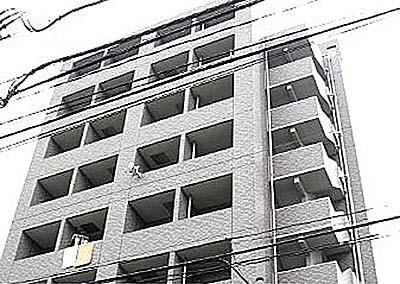 スカイコート新宿新都心外観写真