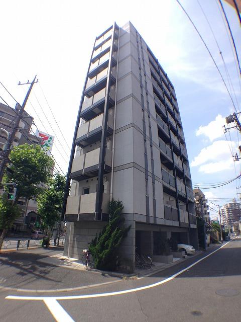 ワイズル・リオン東京立石外観写真