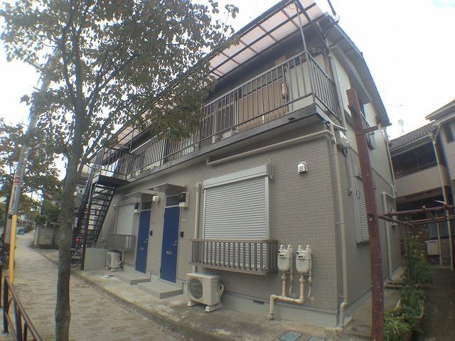広田荘外観写真