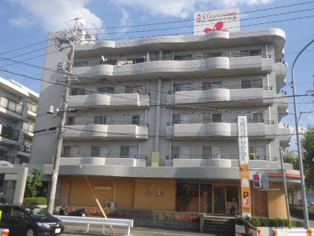 メゾン五反田外観写真