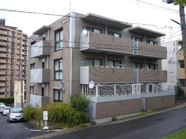 赤坂コーポ 西棟外観写真