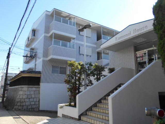 KAMENOI HOUSE外観写真