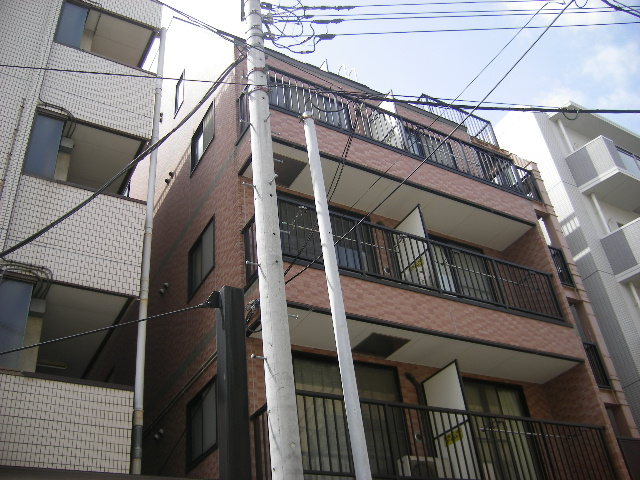 ヤサカハイムⅢ外観写真