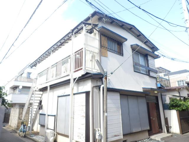 斉藤第3アパート外観写真