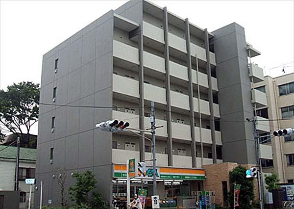 ステラコート桜川外観写真