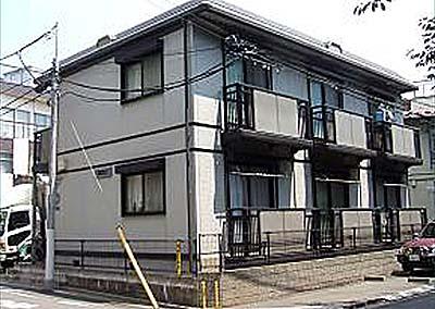ビューコート桜川外観写真