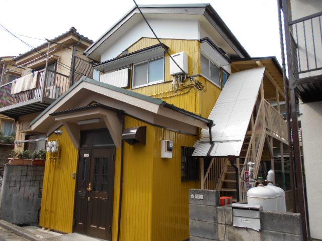 石山荘外観写真