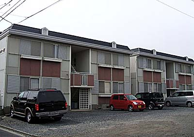 サンシティ本宿 A-202号室の外観